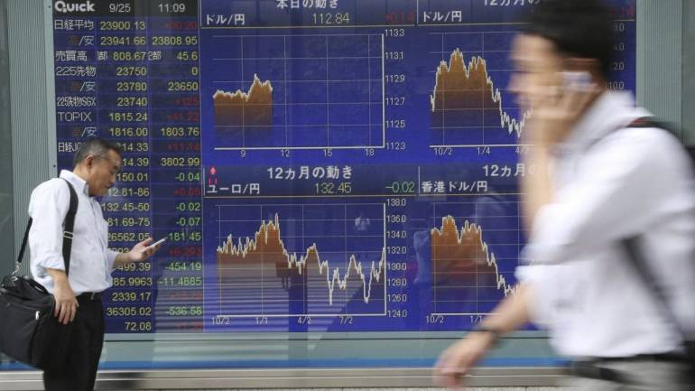 Asian stocks subdued, oil rises on US-Iran tensions