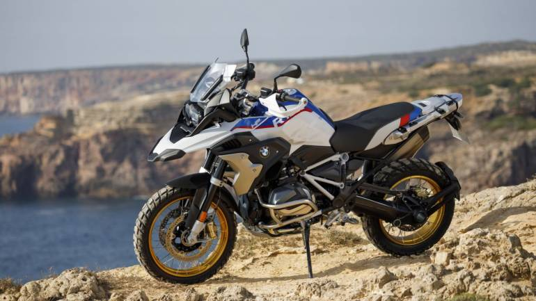 Upon launch the 1250 GS will replace the current 1200 GS and is expected to go on sale globally in the next couple of months. (Image source: BMW)