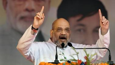 Ensure BJP wins over 65 seats in Chhattisgarh: Amit Shah tells party workers