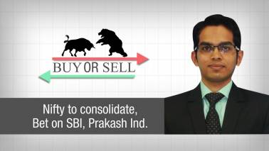 Buy or Sell | Short-term traders should stay light on Nifty; SBI, Prakash Industries top buys
