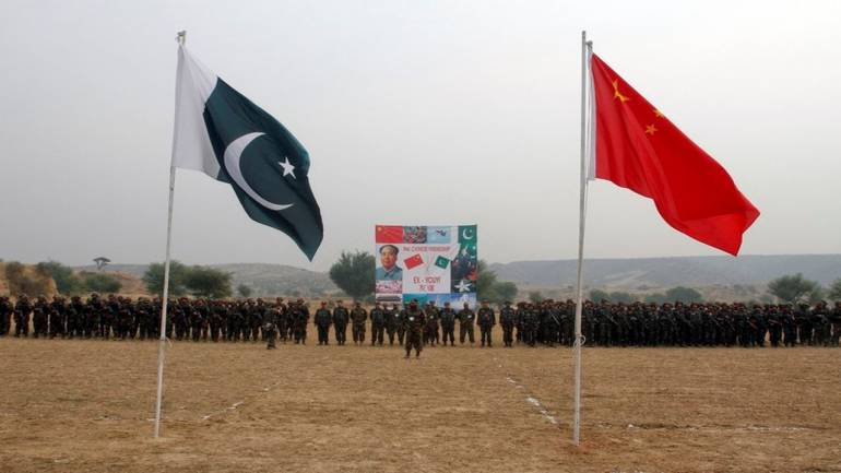 Pakistan, China discuss Kashmir issue