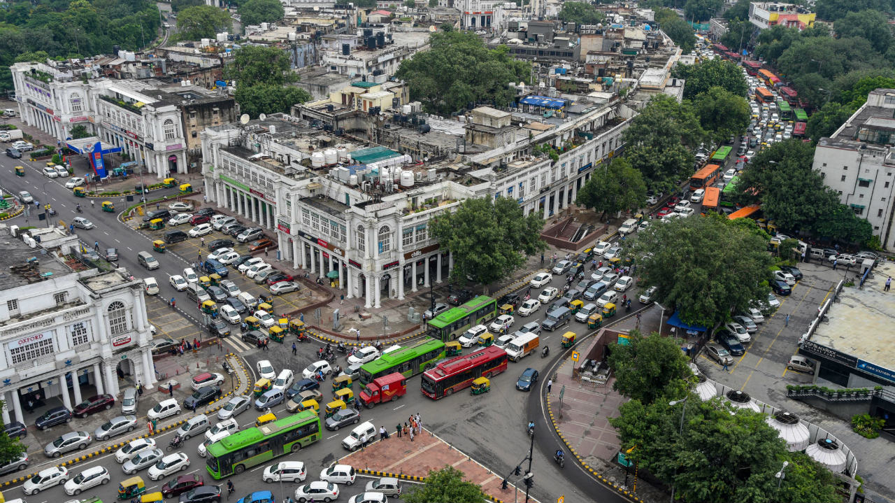 Bengaluru was on the 18th spot on the list, while Mumbai and New Delhi were tied at the 19th spot. The top Indian metropolitan cities fared low on employment opportunities and quality of life as compared to its peers. (Image: PTI)