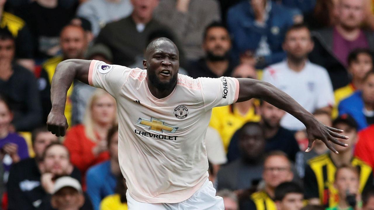 Romelu Lukaku (Manchester United) | Goals scored - 4 | Assists - 0 | Hattricks - 0 | Minutes played - 383 | Minutes per goal - 95 (Image: Reuters)