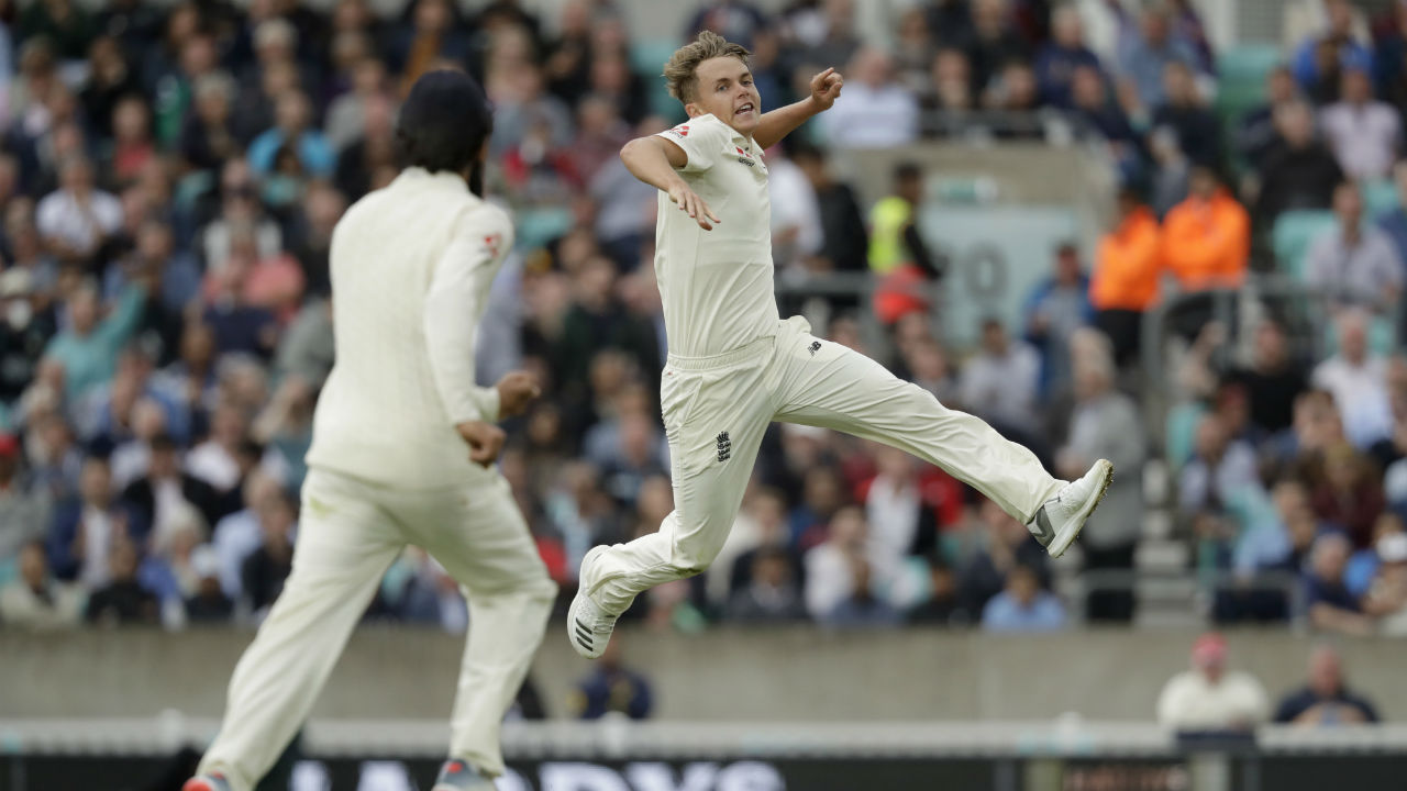 All-rounder Sam Curran was equally good with both bat and the ball. He was declared England's Man of the Series as he scored a total of 278 runs and picked up 11 wickets despite missing one match during the Series. (Image: AP)