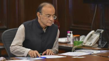 Jaitley hints interim budget could be bigger than a vote on account, pitches for lower interest rate