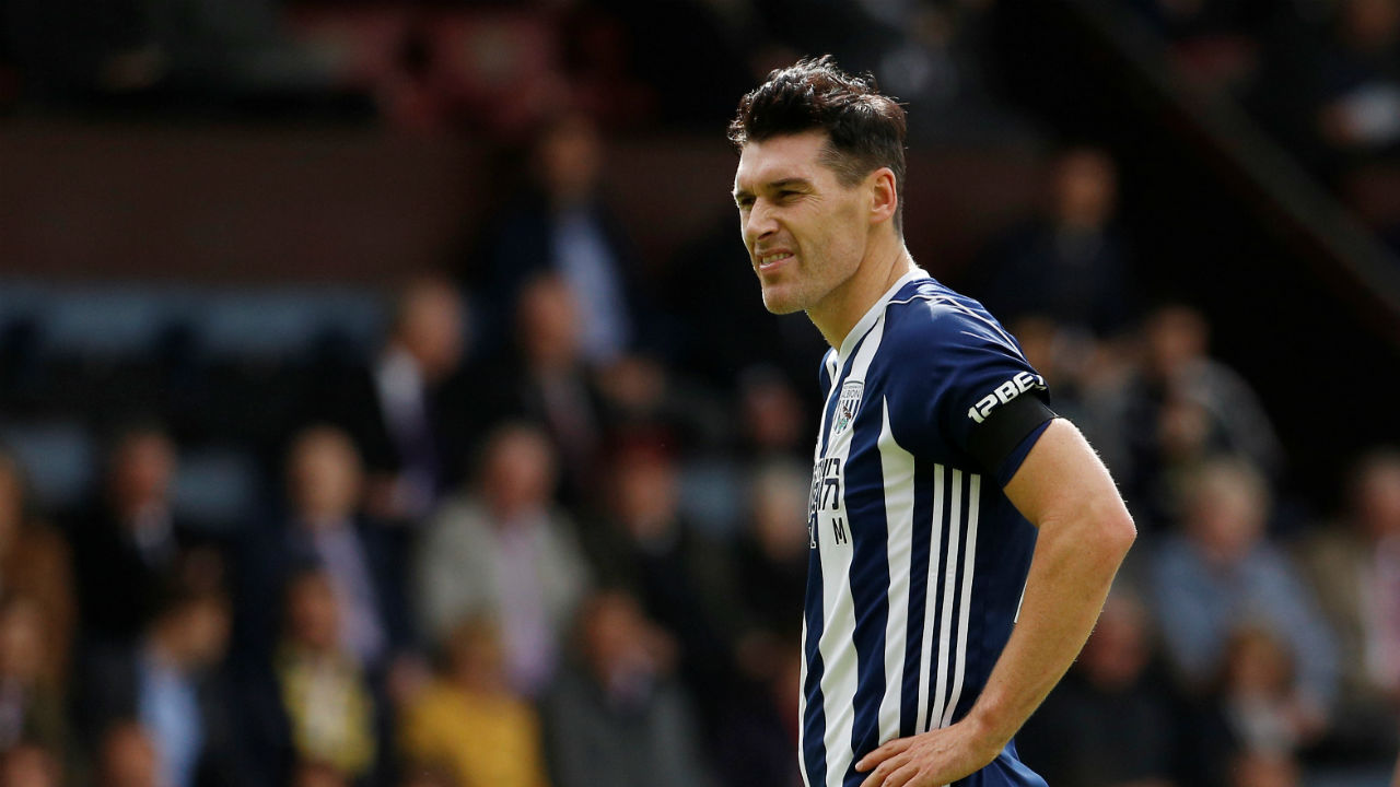 Gareth Barry holds the record for the most appearances in the league. He has 653 appearances while playing for Aston Villa, Manchester City, Everton and West Bromwich Albion. (Image - Reuters)