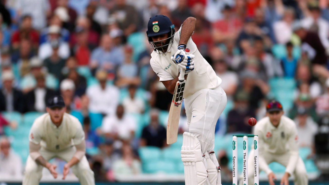 Hanuma Vihari | Having scored a mountain of runs in the domestic circuit, Vihari finally broke out on the international scene with a crafty half-century against England in the longer format, earlier this year. His 752 runs feat in just six outings (average of 94) in the 2017/18 Ranji Trophy will provide a much-needed solidity in the middle order. (Image: AP)