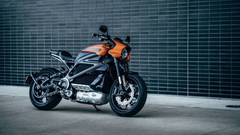 Four Years After Unveiling A Electric Concept Bike Under Project Livewire Harley Davidson In June Announced Its Plans To Launch Range Of Products