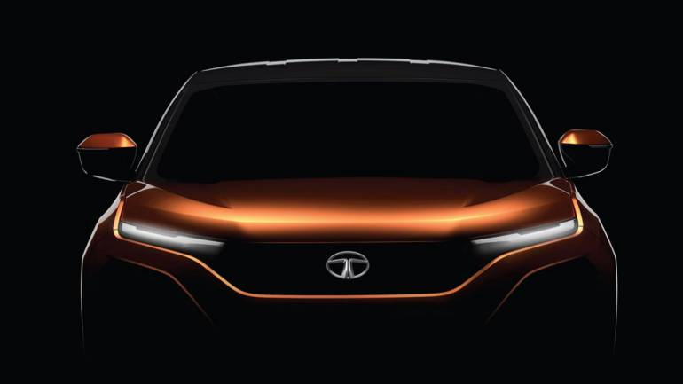 Tata Harrier To Be Unveiled In December New Teaser Shows Suv In