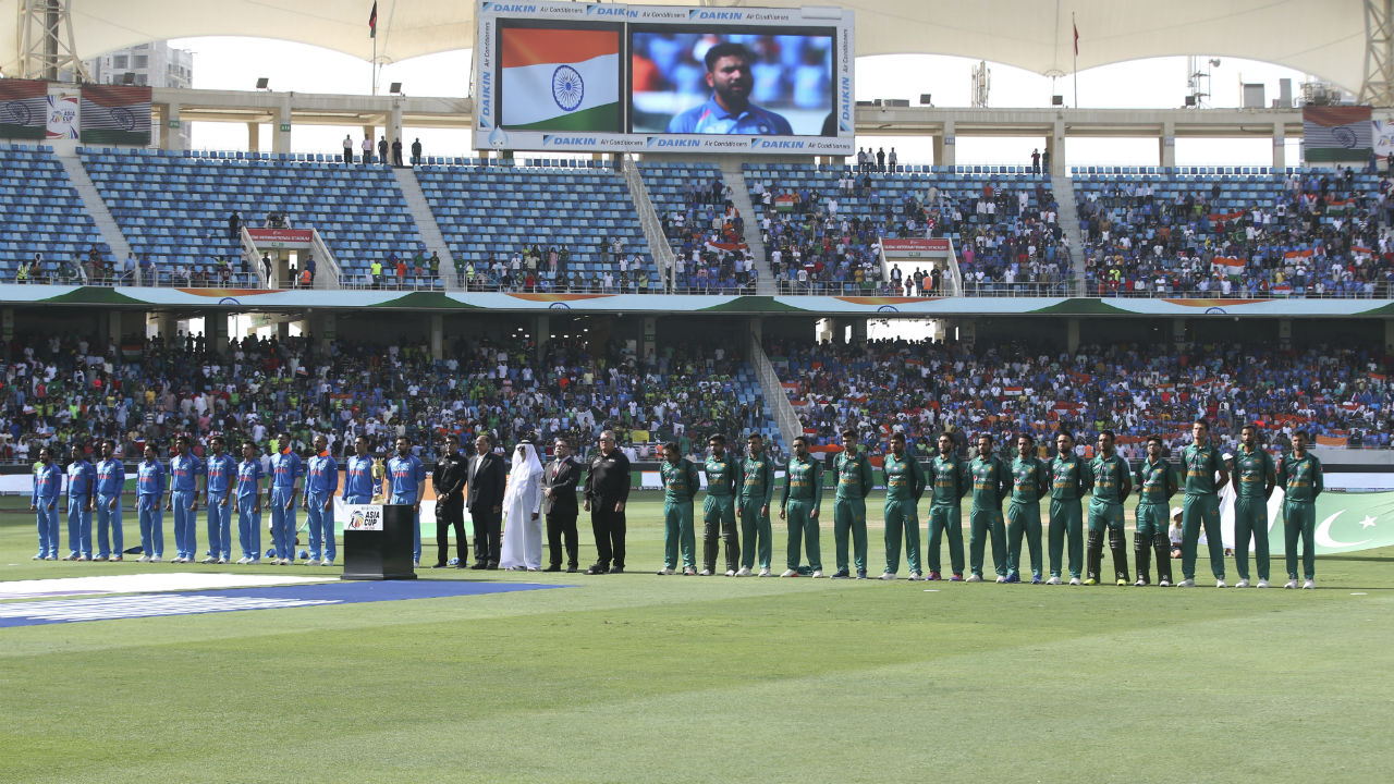 Pakistan captain Sarfraz Ahmed won the toss and opted to bat first. (Image: AP)