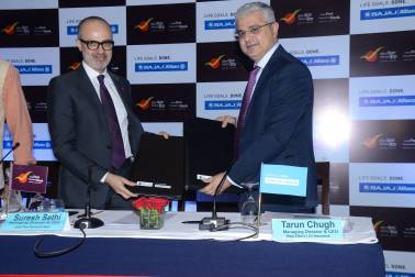 India Post Payments Bank enters into bancassurance tie-up with Bajaj Allianz Life Insurance