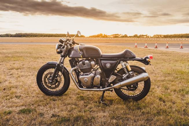 Royal Enfield To Launch Interceptor 650 Continental Gt 650 On Nov