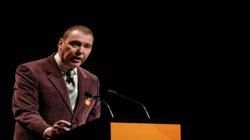 DoubleLine's Gundlach warns US Treasury yields headed higher toward 6% by 2021
