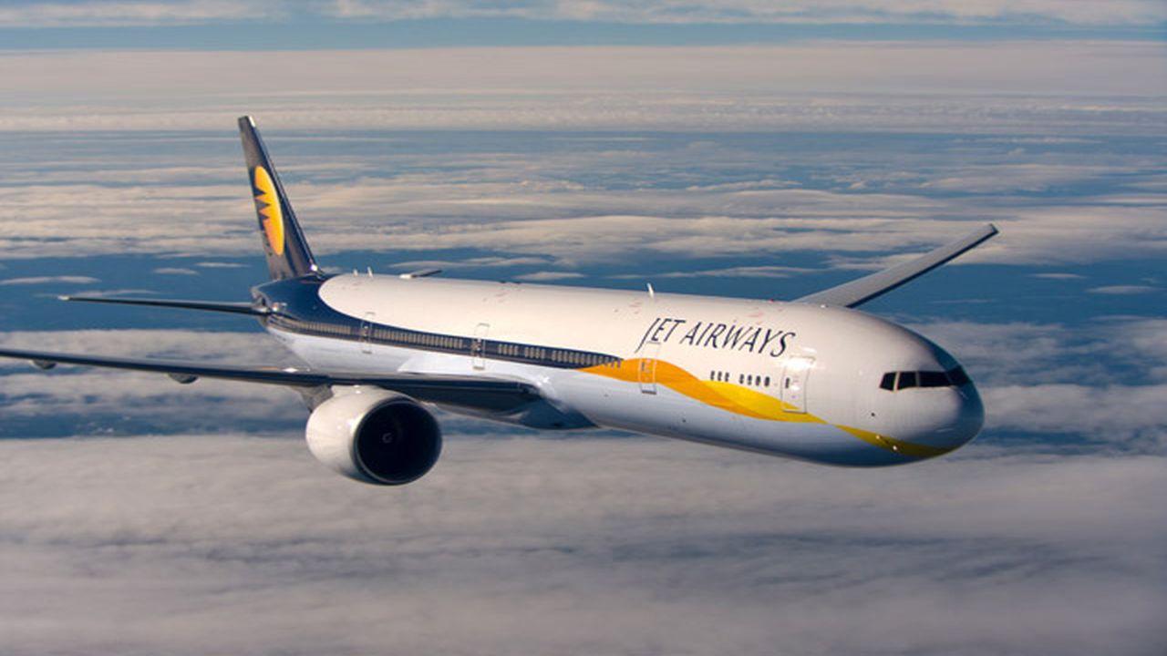 Jet Airways (India) | Market capitalisation in December 2017: Rs 9,443.35 crore | Current market capitalisation: Rs 2,924 crore | Current stock price: Rs 257.40 | YTD return: -69.04% (Image: Moneycontrol)