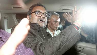 SC declines urgent hearing on Karti Chidambaram's plea seeking permission to go abroad