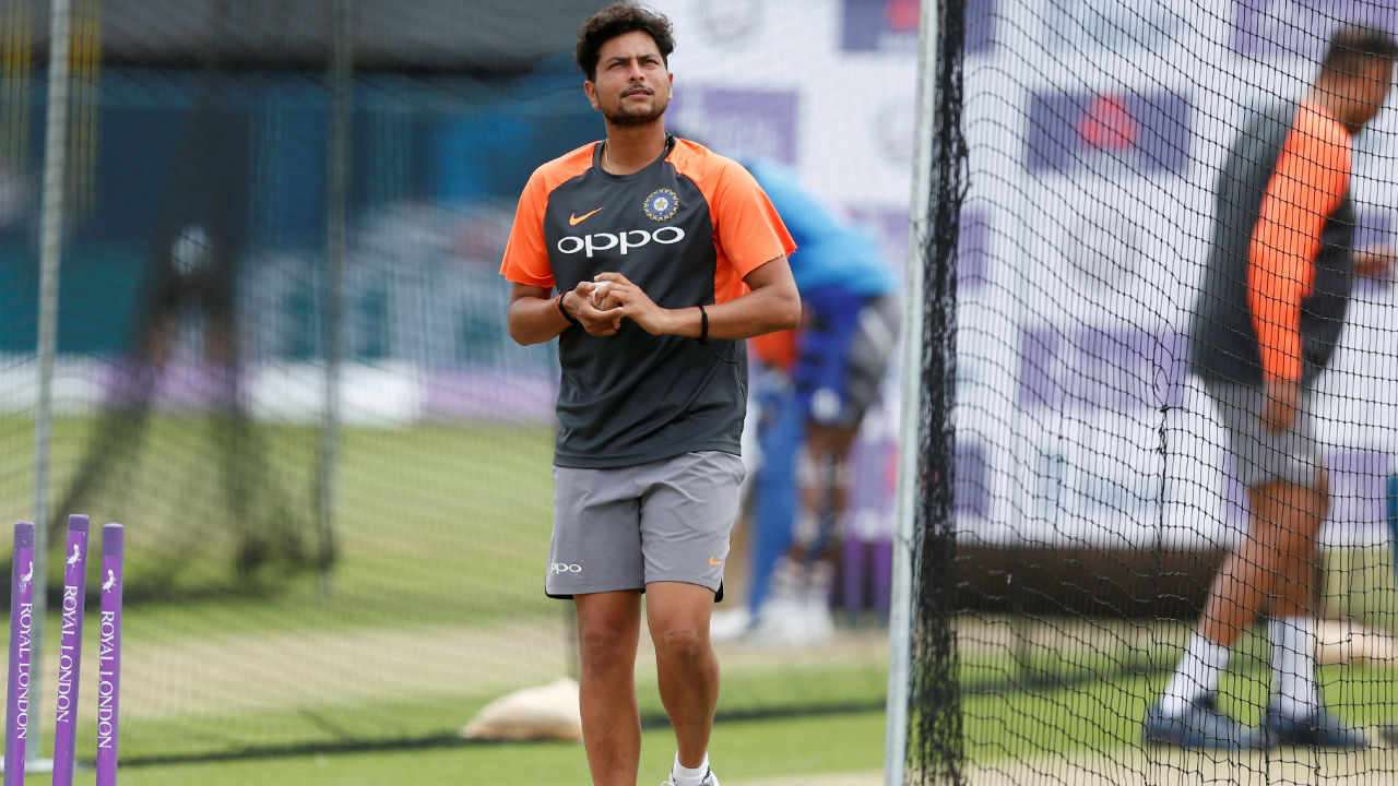 Kuldeep Yadav | Yadav's last outing in all whites at Lord's proved to be a forgettable one as he played in conditions that were less favourable for spinners. But that doesn't take anything away from the left-arm chinaman. On his day, Yadav can outwit the best batsmen in the business. He could prove to be a vital third spinner if India decides to go with a three-pronged spin attack. (Image: Reuters)