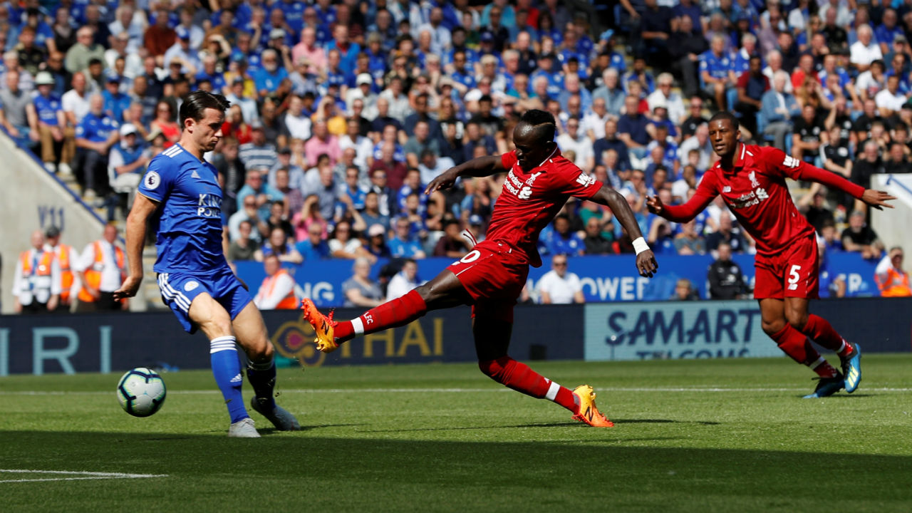 Leicester City 1 - 2 Liverpool |Liverpool extended their unbeaten start to the season - but they were given a scare by new keeper Alisson. First-half goals by Sadio Mane and Roberto Firmino gave the Reds a 2-0 lead but a 63rd minute howler by Alisson gifted Rachid Ghezzal with an opportunity to pull Leicester back into the game. Liverpool however managed to hold on to the lead and maintain their 100% start to the season. (Image - Reuters)