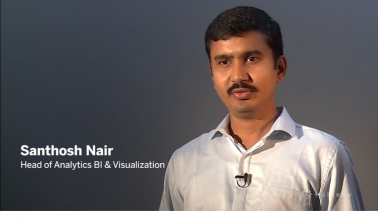 Watch how Tableau helped Lenovo in Analytics