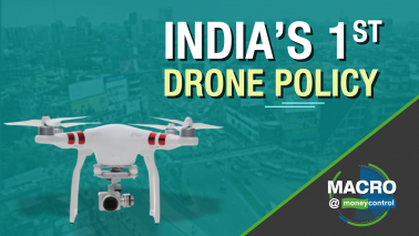 Macro@Moneycontrol | India's 1st Drone Policy: Opportunities and challenges for industry and government