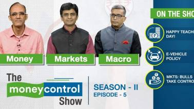 The Moneycontrol Show | Teacher's Day special, electric vehicle policy and market strategies