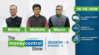 The Moneycontrol Show | Credit Cards, Drone Policy, Market Strategies