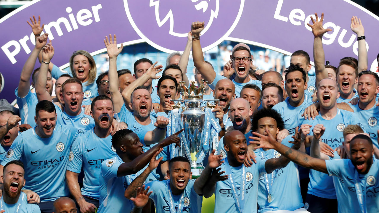 Manchester CIty EPL CLub