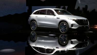Mercedes-Benz unveils first all-electric EQC SUV to directly rival Tesla's Model X