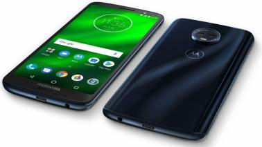 Moto G6 Plus with 6GB RAM, dual-camera, SD 630 CPU launched in India; price, specs, offers