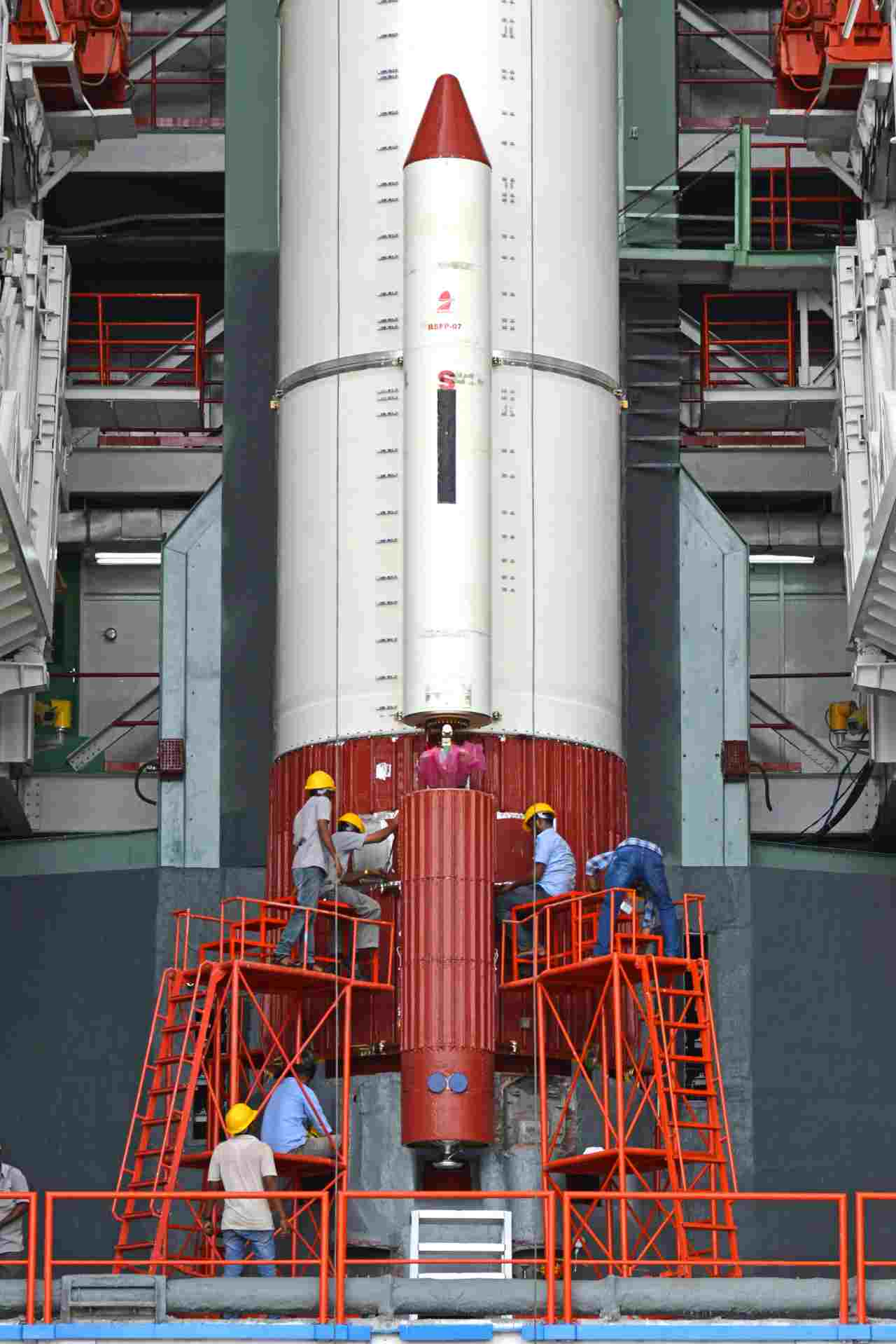 Antrix Corporation, the commercial arm of ISRO raked in more than Rs 220 crore on this launch. (Image: ISRO)