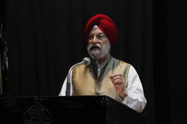 Hardeep Puri says states have to conform to central RERA, there can be no 'ambiguity'