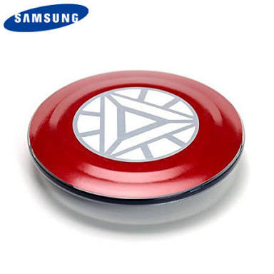 Ans. The charger of Samsung Special Ironman Edition Galaxy Edge phones.