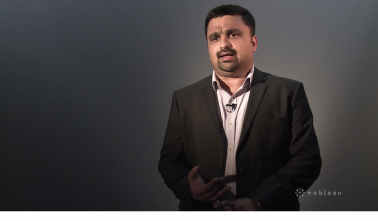 Watch how Tableau helped Preetham Shanbhag in Financial Planning and Analytics