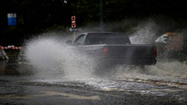 Florence, now a tropical storm, leaves at least four dead