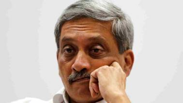 Two ministers dropped from Manohar Parrikar cabinet in Goa