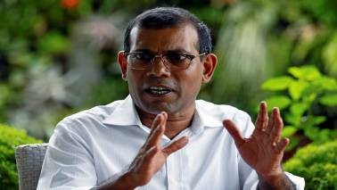 Former Maldives Prez Mohamed Nasheed asks India to exert its influence to ensure free and fair election
