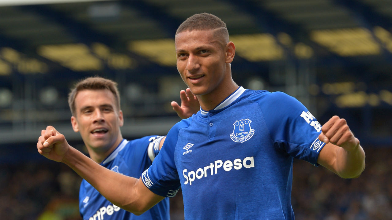Richarlison (Everton) | Goals scored - 9 | Assists - 1 |Minutes played - 1478 | Minutes per goal - 164 (Image: Reuters)