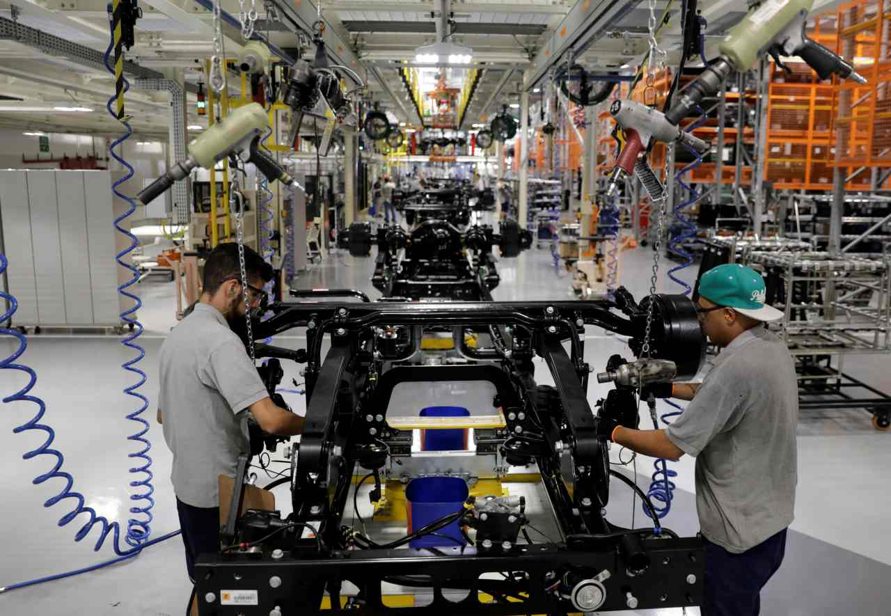 Assembly line manufacturing | One of the first jobs that felt the brunt of automation was manufacturing jobs. A study conducted by Ball State University found that production jobs came down by 88 percent between 2000 and 2010 in the US, with almost 5 million jobs taken over by robots. (Image: Reuters)