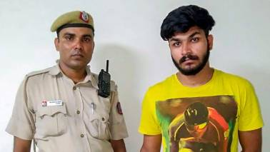 Two arrested in connection with case of Delhi cop's son thrashing woman