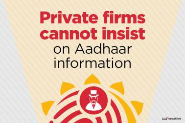 Insurers cannot seek Aadhaar for policy sales, claims; IRDAI to issue directions in 2-3 days