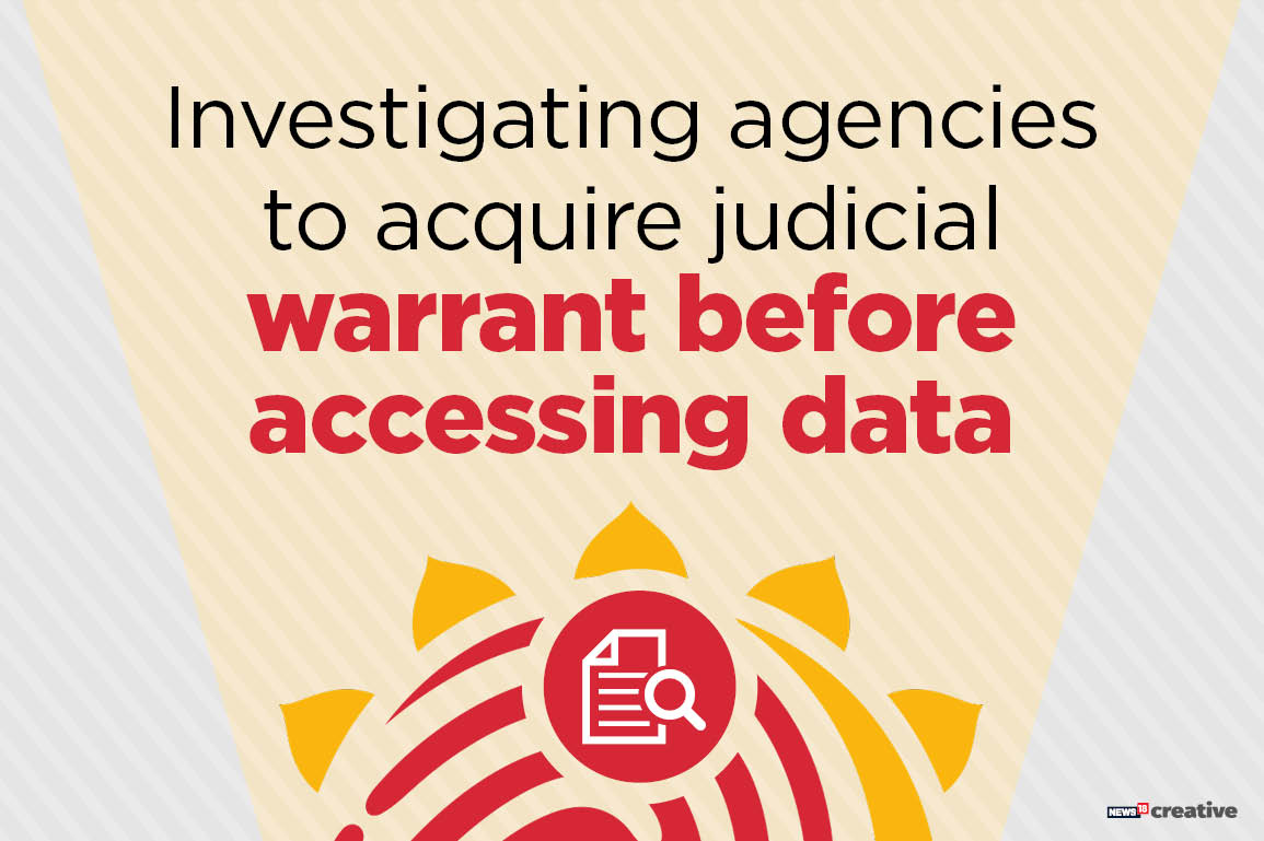The verdict has drawn a clear line between data privacy and use of Aadhaar to preempt cases of fraud and white-collar crime. Agencies looking into such cases have to acquire a judicial warrant for accessing the data of individuals under investigation.