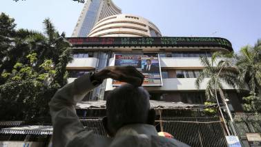 Week in 5 charts: Higher rupee, falling crude help Sensex, Nifty gain 3%