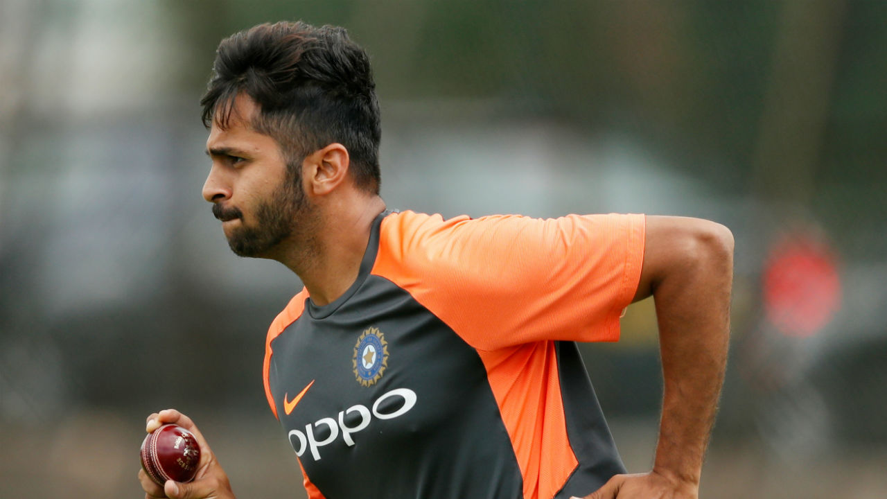 Shardul Thakur | The aggressive right arm fast bowler has been in the reckoning for a Test call for some time now. He was called on as a replacement for Jasprit Bumrah mid-way during the ODI leg of India's tour of England. With regular pacers Jasprit Bumrah, Bhuvneshwar Kumar and Ishant Sharma sidelined for the upcoming series, Thakur may finally get a chance to spearhead the Indian bowling attack in plain whites (Image: Reuters)