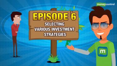 Money Wise with Smart Alex — Part 6: Pratik learns to pick the right investment strategy