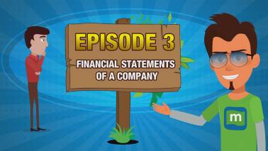 Money Wise With Smart Alex - Part 3: How Pratik learns to read companies' financial statements over tea and biscuits