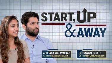 Start, Up and Away: Archana Walavalkar and Dhimaan Shah, the personal stylists for all Indians