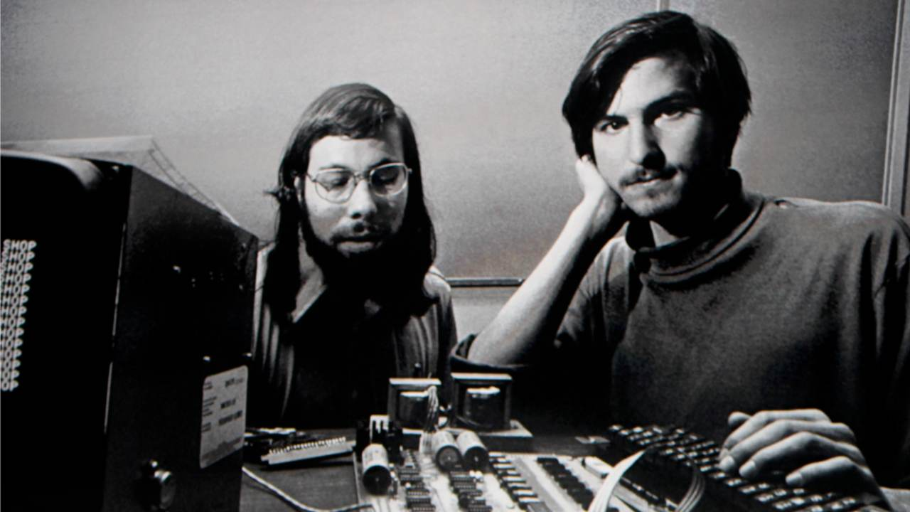 Apple | The first trillion dollar company in the world started with three young men and a dingy garage in California. In 1976, Steve Jobs, Steve Wozniak and Ronald Wayne started assembling the first generation Apple I computers from Jobs' parent's garage after receiving a 50 unit order for $500 apiece, which they had to fulfill in 30 days. After completing the seemingly impossible feat, 'The Steves' embarked on an unfathomable journey, which has made Apple one of the most widely recognised brand globally. (Image: Reuters)