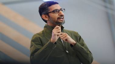 Google will never sell any personal information to 3rd parties: CEO Sundar Pichai