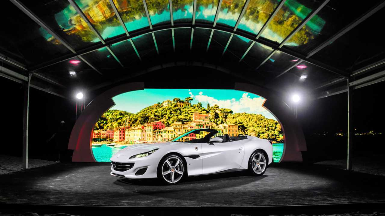 Ferrari's replacement for the California T, the Portofino, has finally been launched in India at an ex-showroom price of Rs 3.5 crore. The Portofino was first launched by the Italian automaker during its 70th-anniversary celebrations in Italy last year. (Image credit: Ferrari)
