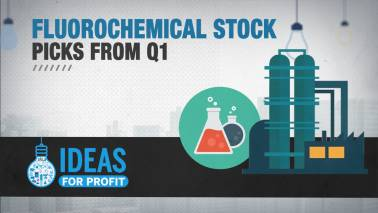 Ideas for profit: Gujarat fluorochemicals, Tanfac Ind interesting picks from chemicals pack