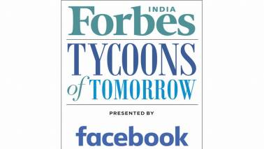 India's future icons to be honoured at Forbes India Tycoons Of Tomorrow